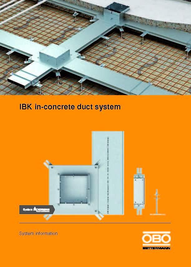 Sistema de ductos IBK