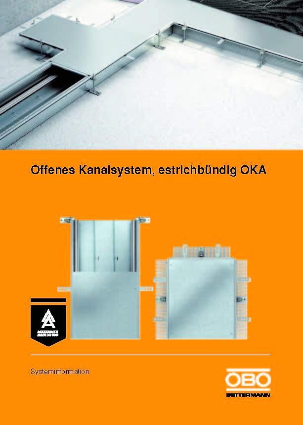 Sistema de canalizaciones OKA