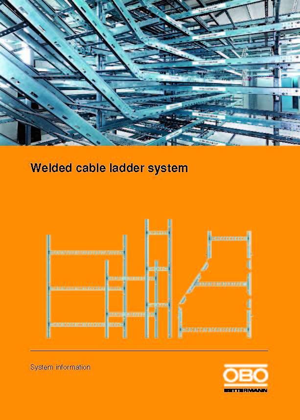 Sistemas de Bandejas Portacables tipo Escalera