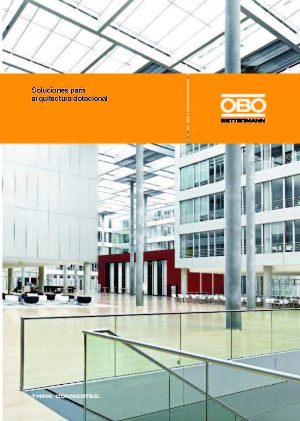 Soluciones para Arquitectura Dotacional