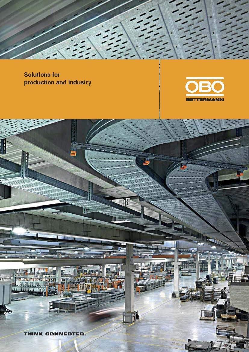 Soluciones para ámbitos dePproducción e Industrias