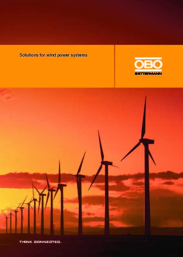 Soluciones en Sistemas de Energía Eólica